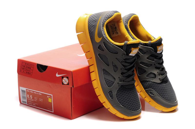 Nike Free Run Homme Hommes Nike Air Max Soldes,Free Run Gris